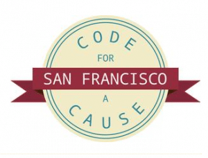 Code for a Cause logo